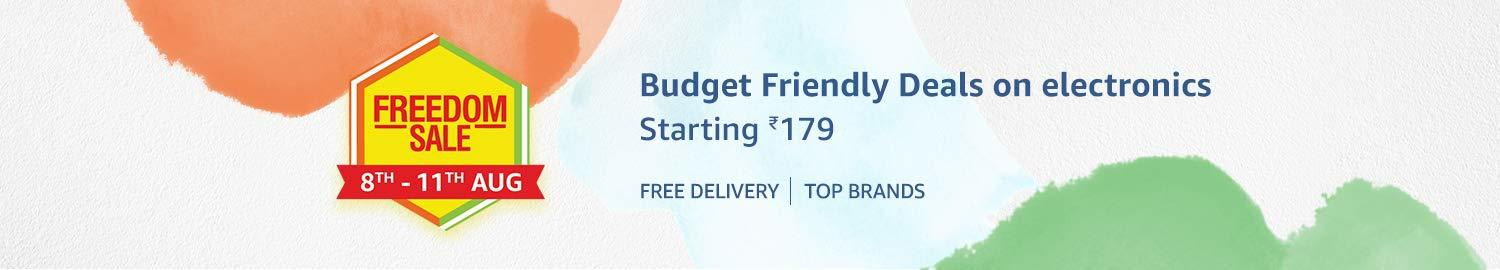 Budget Friendly Deals On Electronics