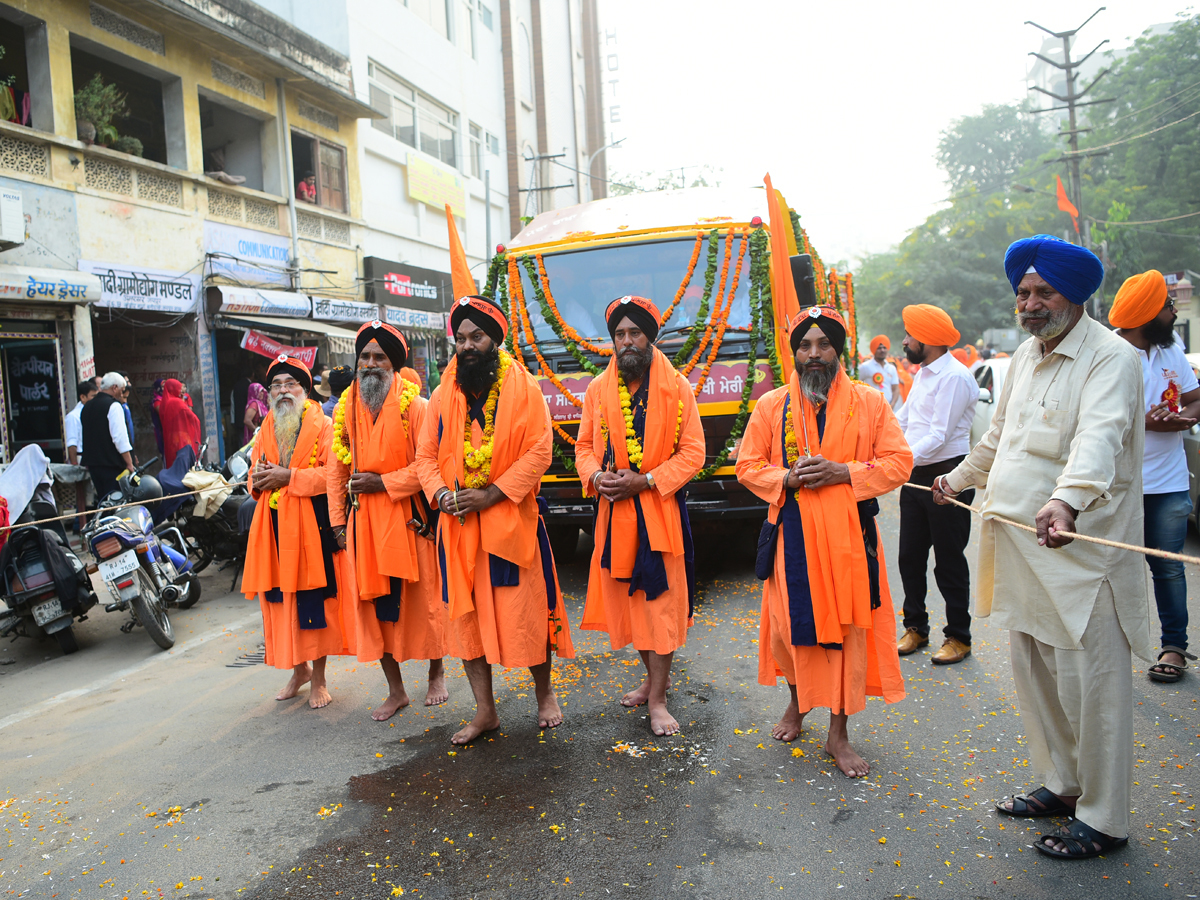 Gurupurab Celebrations reach Birmingham, UK. (Representative Image)