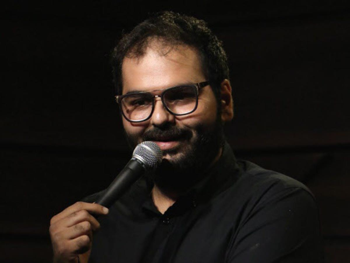 Controversial stand-up comic Kunal Kamra mentored Congress MP Shashi Tharoor. ​​