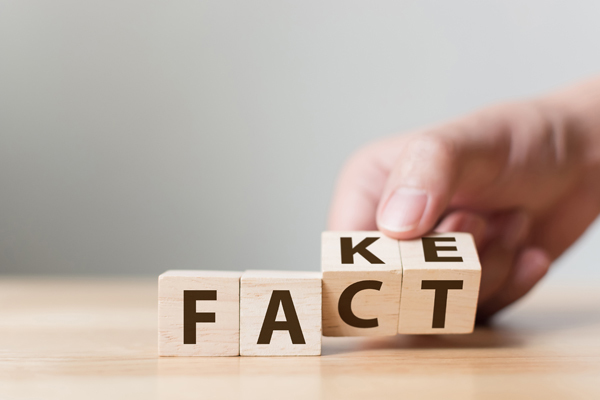 ​In order to detect fake news, people first need to understand exactly what it is and what are the different layers so that they can classify one piece of content as fake compared to another.​