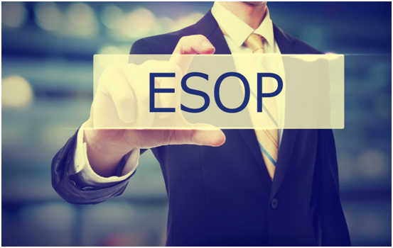 Is Income from Shares Brought Under an ESOP taxable?